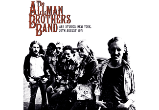 The Allman Brothers Band - A&R Studios - New York, 26th August 1971 (Vinyl LP (nagylemez))