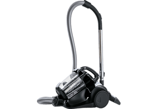 AEG ACC5110 CyclonClean, Staubsauger ohne Beutel, Ebony Black