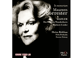 Maureen Forrester - In Memoriam Maureen Forrester [CD]