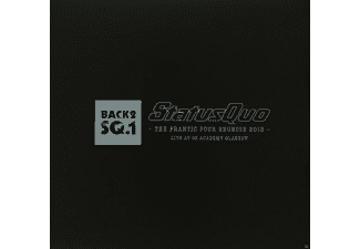Status Quo - Back2sq1-Live At Glasgow - (Vinyl)