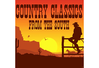 VARIOUS - Country Classics From The South - (CD)