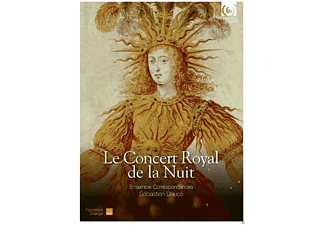 Ensemble Correspondances - Le Concert Royal De La Nuit - (CD)