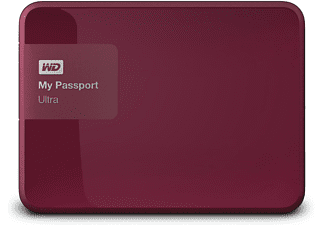 WD My Passport Ultra 2 TB Wild Berry
