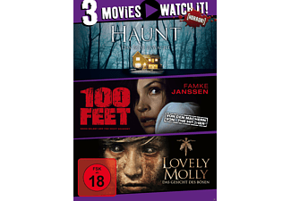 3er Collection: Haunt + 100 Feet + Lovely Molly - (DVD)