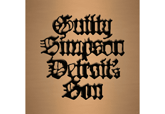 Guilty Simpson - Detroit's Son - (CD)