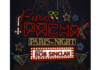 VARIOUS - Pure Pacha-Paris By Night (Mixed By Bob Sinclar) - (CD)
