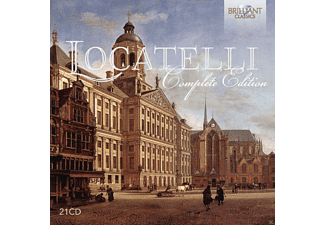 Various - Locatelli. Complete Edition - (CD)