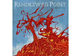 Rendezvous Point - Solar Storm - (CD)