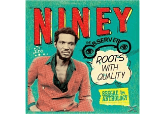 Niney The Observer & Various - Roots With Quality-Reggae Anthology [CD]