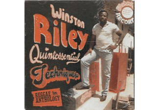Winston Riley - Quintessential TechniquesReggae Anthology - (CD)