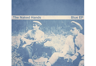 The Naked Hands - Blue - (CD)