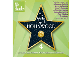 David/rpo Firman - The Golden Age of Hollywood 4 - (CD)