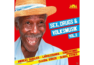VARIOUS - Sex, Drugs & Volksmusik, Vol.2 - (CD)