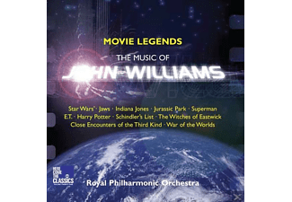 ROYAL PHILHARMONIC ORCHESTRA/KASHIF - Movie Legends - (CD)
