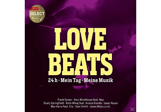 VARIOUS - Focus Edition: Love Beats - (CD)