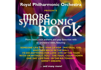 Royal Philharmonic Orchestra, VARIOUS - More Symphonic Rock [CD]