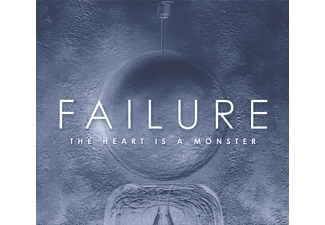 Failure - The Heart Is A Monster - (LP + Download)