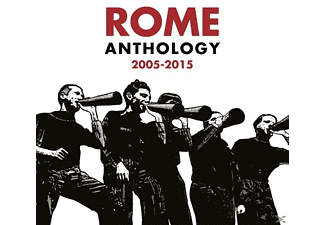 Rome - Anthology 2005-2015 [CD]