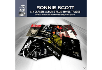 Ronnie Scott - 6 Classic Albums Plus [CD]
