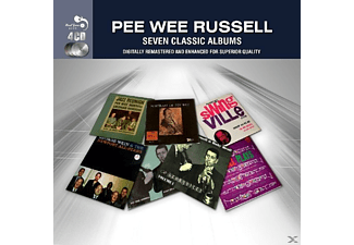 Pee Wee Russell - 7 Classic Albums - (CD)