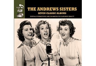 The Andrews Sisters - 7 Classic Albums [CD]