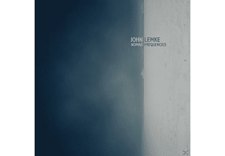John Lemke - Nomad Frequencies - (CD)