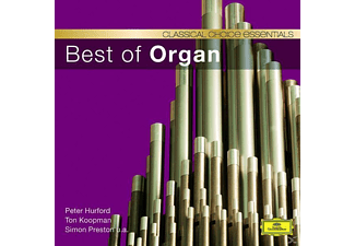 VARIOUS, Hurforf/Koopman/Preston/+ - Best Of Organ (Cc) - (CD)