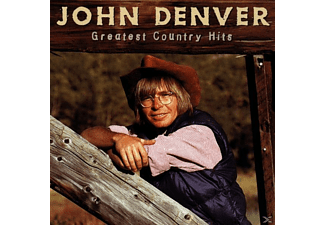 John Denver - Greatest Country Hits [CD]