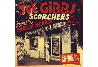 Joe Gibbs - Scorchers From The Early Years - (CD)