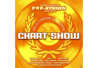 VARIOUS - Die Ultimative Chartshow - Pop-Hymnen [CD]