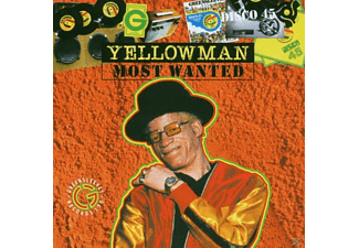 Yellowman - MOST WANTED BEST OF - (CD)