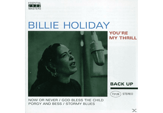 Bille Holiday - You're My Thrill - (CD)