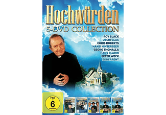 Hochwürden-5-Dvd-Collection - (DVD)