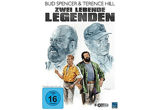 Bud Spencer & Terence Hill - Zwei lebende (Film-) Legenden - (DVD)