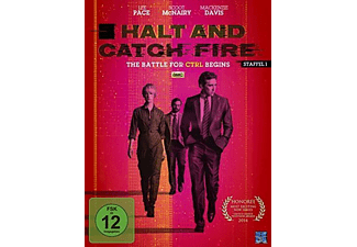 Halt and Catch Fire - Staffel 1 - (DVD)