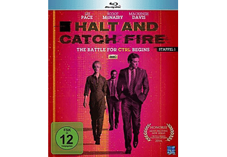 Halt and Catch Fire - Staffel 1 - (Blu-ray)