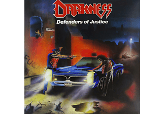The Darkness - Defenders Of Justice (Limited) [Vinyl]