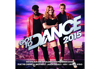 VARIOUS - Got to dance 2015 [CD]