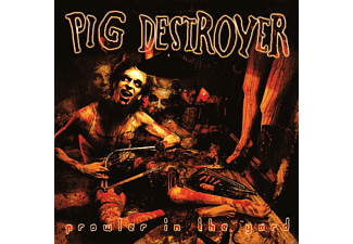 Pig Destroyer - Prowler In The Yard (Limited Deluxe 2cd Reissue) - (CD)