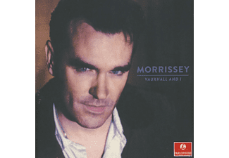 Morrissey - Vauxhall And I(20th Anniversary Definitive Master) - (LP + Download)