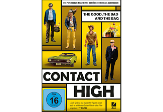Contact High - The GOOD. The BAD. And the BAG. - (DVD)