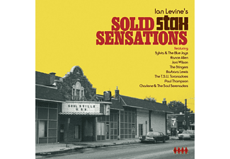 VARIOUS - Ian Levines Stax Sensations [CD]