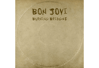 Bon Jovi - Burning Bridges - (CD)