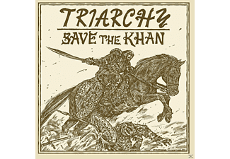 Triarchy - Save The Khan (Ultra Clear Vinyl) - (Vinyl)