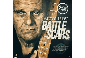 Walter Trout - Battle Scars (2lp 180 Gr.Black Vinyl+Mp3) [LP + Download]
