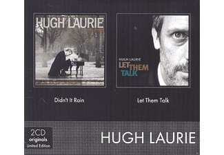Hugh Laurie - Didn't It Rain / Let Them Talk - (CD)