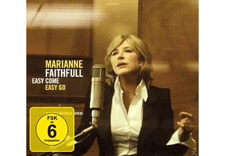 Marianne Faithfull - Easy Come Easy Go (Deluxe Edition) - (CD + DVD Video)