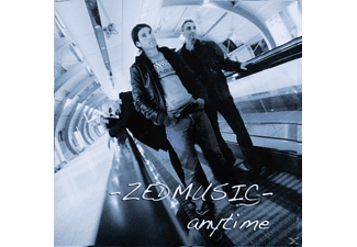 Zedmusic - Anytime - (CD)