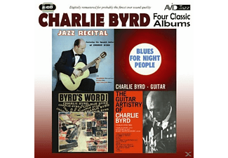 Charlie Byrd - 4 Classic Albums - (CD)