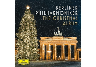 Karajan/Abbado/BP/+ - Berliner Philharmoniker - The Christmas Album [CD]